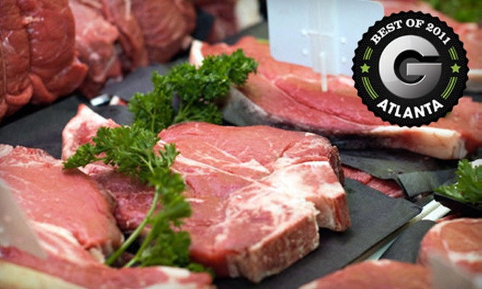 Findley's Butcher Shop - Multiple Locations: Meat Value Pack or $10 for $20 Worth of Meat and Seafood at Findley's Butcher Shop