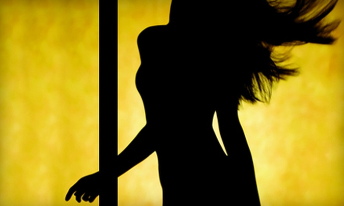 VIP Women's Dance - Jacksonville Beach: $40 for Four Pole-Dancing and Exotic-Fitness Classes at VIP Women's Dance in Jacksonville Beach ($80 Value)