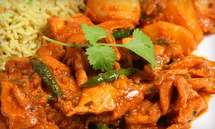 India's Grill - Mesa: $10 for $20 Worth of Indian Cuisine at India's Grill in Mesa