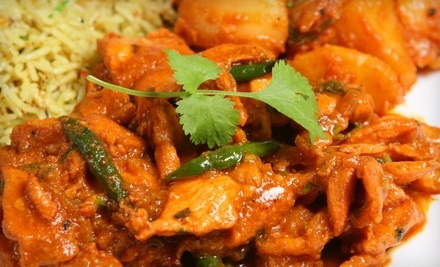 $20 Groupon to India's Grill - India's Grill in Mesa