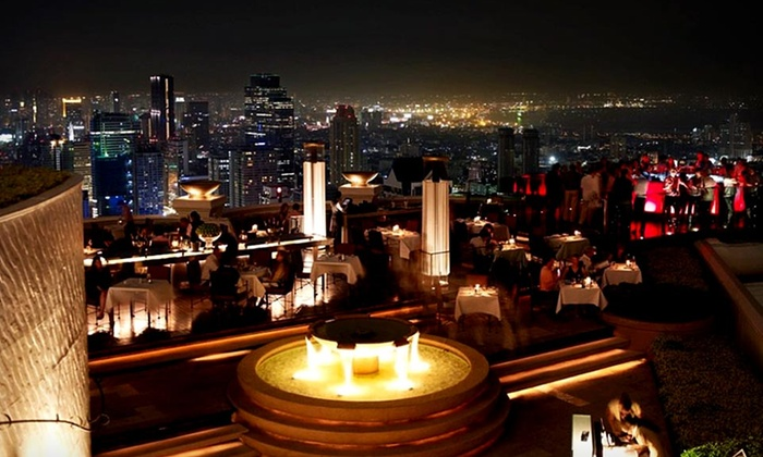 Tower Club at Lebua - Chicago: Five-Night Stay in Suites at Tower Club at Lebua in Bangkok. Four Options Available.