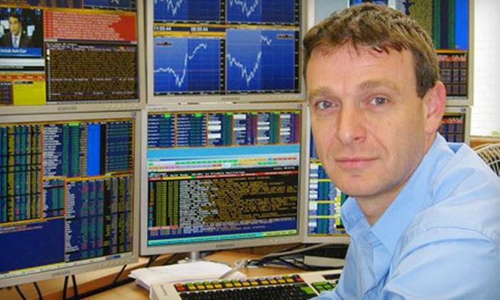 Lex van Dam Trading Academy: $29 for Five Online Stock-Trading Courses from Lex van Dam Trading Academy ($630 Value)