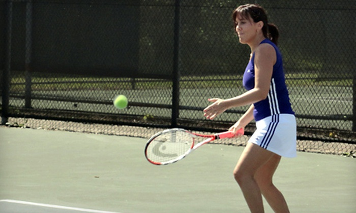 Stoney Creek Tennis Club - Stoney Creek: $11 for an Introductory Group Tennis Lesson at Stoney Creek Tennis Club ($22 Value)