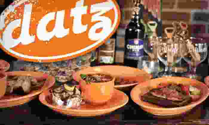 Datz Delicatessen & Foodie's Market - Palma Ceia: $10 for the Three-Course Lunch Box with Datz Chef at Datz Delicatessen & Foodie's Market