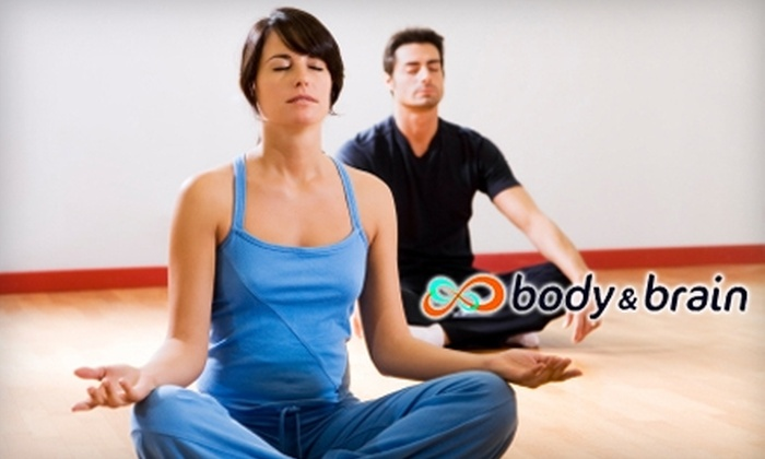 Body & Brain Holistic Yoga - Multiple Locations: $35 for a Five-Class Punch Card at Body & Brain Holistic Yoga ($75 Value). Choose from Nine Locations.