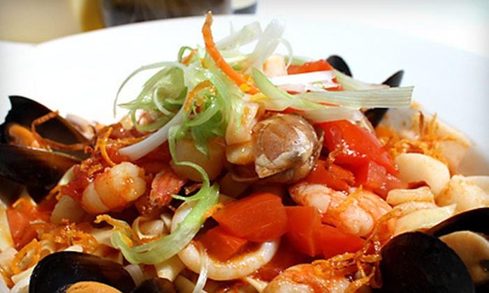 Vespa Ristorante - University of North Carolina at Chapel Hill: $15 for $30 Worth of Italian and Mediterranean Fare or Banquet-Room Rental at Vespa Ristorante in Chapel Hill