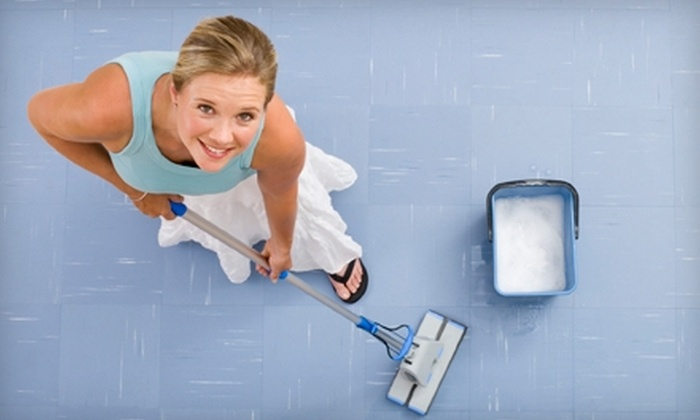 Two Girls & A Mop - Colliseum Central: $67 for Three Hours of House Cleaning from Two Girls & A Mop ($135 Value)