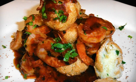 $20 Groupon for lunch or weekend brunch