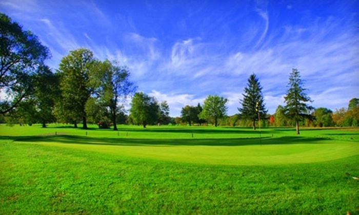Springfield Golf Center - Springfield: $43 for a Round of Golf for Two Plus Cart Rental at Springfield Golf Center in Mount Holly (Up to $86 Value)