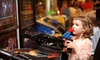 Ruckers - Regent: $20 for 114 Arcade Tokens at Ruckers ($39.90 Value)