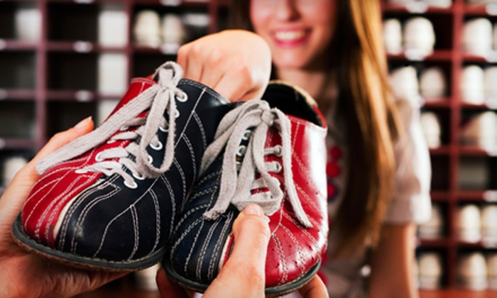 Whitestone Lanes - Flushing: Bowling Package Including Two Games, Shoe Rental, and a Beverage at Whitestone Lanes in Flushing. Two-, Four-, and Six-Person Options Available.