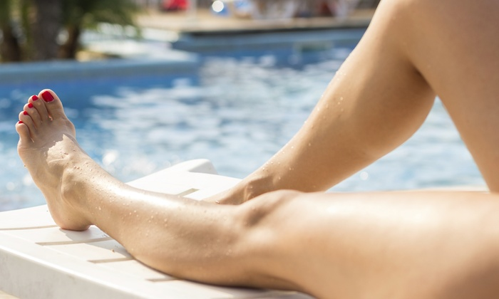 Laser Hair Removal at Salon Etoiles (Up to 63% Off). Nine Options Available.