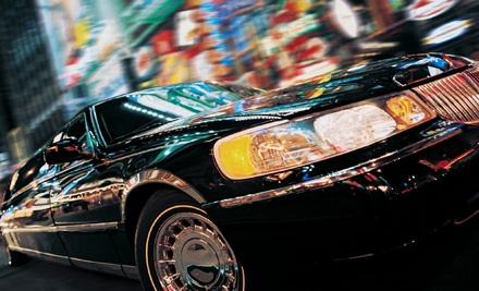 One-Way Town-Car Service to Denver International Airport (a $102 value) - Denver Lincoln Limousine in