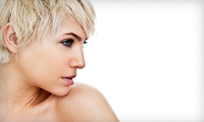 Avenue Salon Spa Aveda - Beburg: $49 for a Skincare Package with Facial and Eye Treatment or Peel at Avenue Salon Spa Aveda in Beaverton ($110 Value)