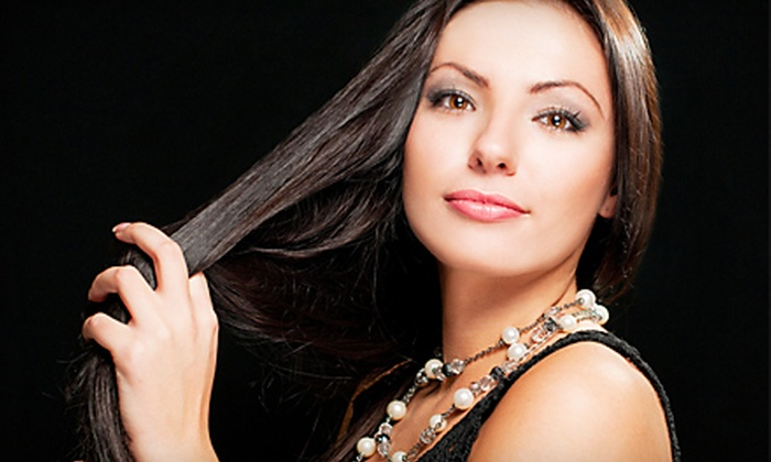 Honors Salon - Hoover: Haircut, Style and Full Color or Partial Highlights at Honors Salon