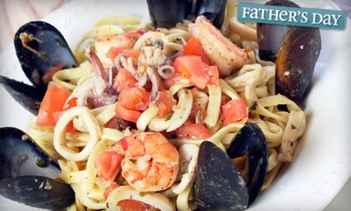 Portofino Bistro - Brighton: $20 for $40 Worth of Italian Dinner Fare and Drinks at Portofino Bistro