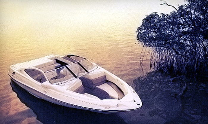 Chicago Premier Boat Rental & Leasing - Channahon: Two or Four Hours of Guided Boat Rental for Up to Six at Chicago Premier Boat Rental & Leasing in Channahon (Up to 65% Off)