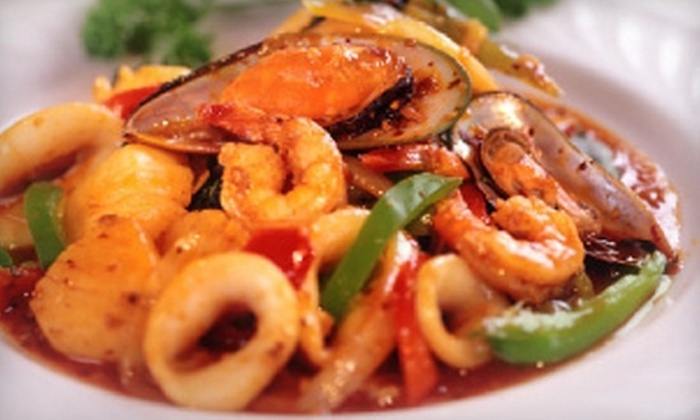 Surin of Thailand  - Huntsville: $10 for $20 Worth of Asian Cuisine at Surin of Thailand