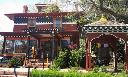 Himalayan Food or All-You-Can-Eat Sampling Lunch at Sherpa House Restaurant and Cultural Center (38% Off)