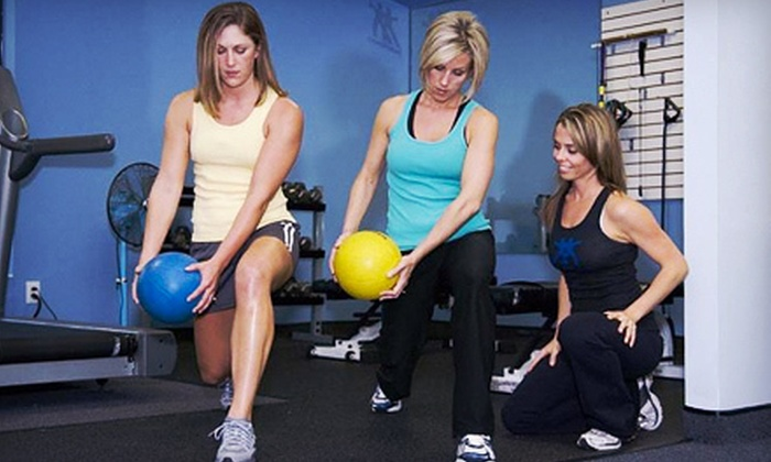 Twin Fitness - Overland Park: $49 for a 30-Day Rapid-Weight-Loss Program at Twin Fitness in Overland Park ($448 Value)
