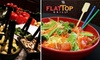 Dine in Diva - Madison: $10 for $20 Worth of Stir-Fry and More at Flat Top Grill