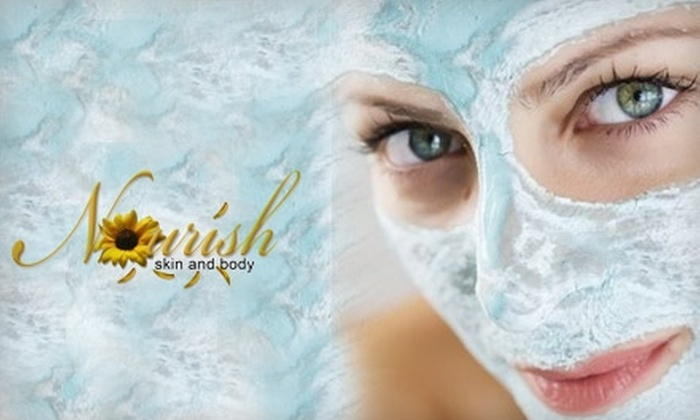 Nourish Skin and Body - Grey Gables/Bon Air: $30 for a Body Scrub at Nourish Skin and Body ($75 Value)