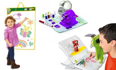 Giochi Crayola per bambini. Vari modelli disponibili da 23,99 € a 26,99 €