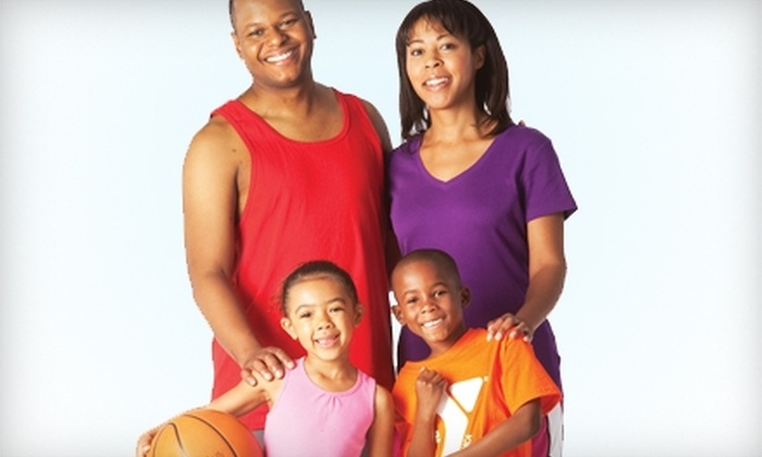 YMCA Healthy Living Center - Multiple Locations: $39 for a One-Month Family Membership to the YMCA of Greater Des Moines (Up to $157.50 Value). Nine Locations Available.