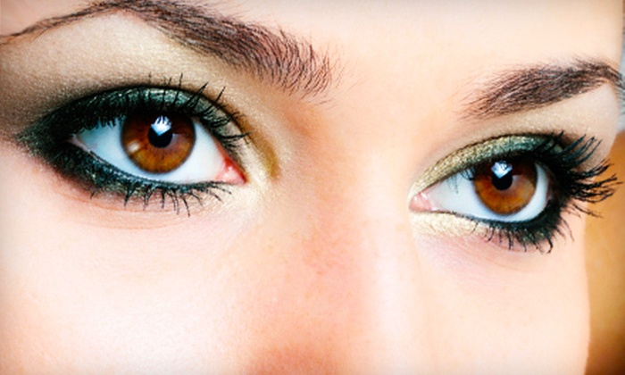 Walman Eye Center - Multiple Locations: $1,799 for Laser Lifts for Both Upper Eyelids at Walman Eye Center ($3,600 Value)