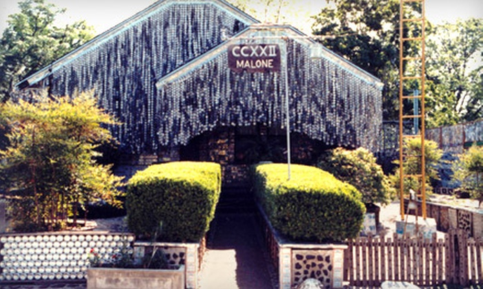 The Beer Can House - Houston: $5 for a Tour for Two at The Beer Can House ($10 Value)