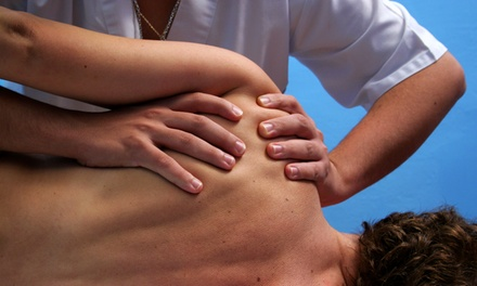 Osteopathy Consultation with One Session at Clive Davis Osteopath (Up to 80% Off)