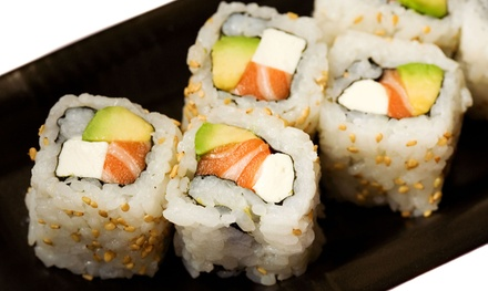 Sushi and Asian Cuisine for Lunch or Dinner at Ooka Sushi (Up to 43% Off)