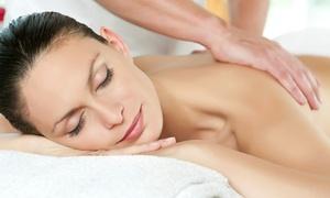 Praxis für Ästhetik und Naturheilverfahren: 30-minütige Rücken- und/oder Fußreflexonenmassage bei Heilpraktiker Daniel Albert (54% sparen*)