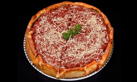 $12 for $20 Worth of Pizza and Pasta at Danny Boys