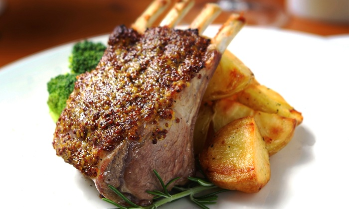 Harry Browne's - Annapolis: $50 for Fine American Food for Dinner for Two or More at Harry Browne's ($100 Value)