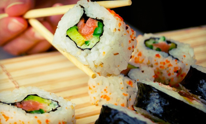 Kawa Japanese Cuisine - Clay: $15 for $30 Worth of Sushi and Japanese Food at Kawa Japanese Cuisine
