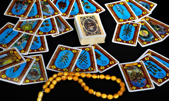 Warm Sun Tarot - Dallas: One or Two 45-Minute Tarot Readings or a Two-Hour Group Reading for Up to Five at Warm Sun Tarot (Up to 50% Off)