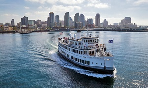Two-Hour Harbor Cruise for One, Two, or Four at Hornblower San Diego (Up to 54% Off)