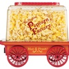 Brentwood Vintage Wagon Popcorn Maker