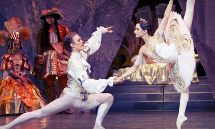 "Metropolitan Ballet presents ""Sleeping Beauty"" - Auditorium at Hopkins High School: Metropolitan Ballet Presents ""Sleeping Beauty"" at Hopkins High School on April 6 or 7 (Up to 56% Off)"