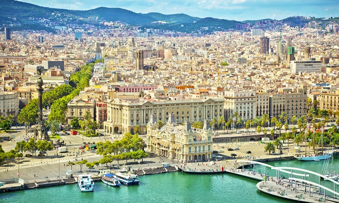 2 Ou 3 Nuits A Barcelone Avec Petit Dejeuner Attraction Et Vols A R Groupon Getaways