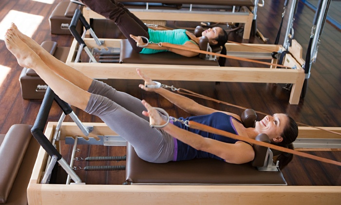 Aerobifit Fitness - Memorial: Private Pilates Reformer Classes at Aerobifit Fitness (Up to 55% Off).