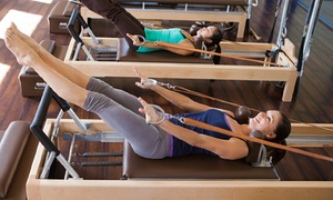Euro Pilates: One or Three Pilates One-On-One Pilates Reformer Classes at Euro Pilates (Up to 53% Off)