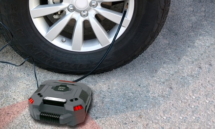 Peak Digital High-Pressure Tire Inflator