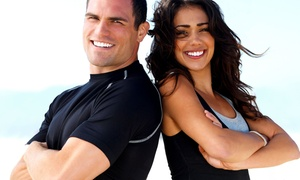 Jeremy Scott Fitness: One Month of Core Conditioning or Boot-Camp Classes at Jeremy Scott Fitness (Up to 84% Off)
