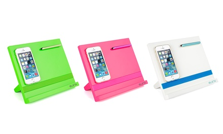 Kinetic Stand for Tablets and Smartphones with Stylus