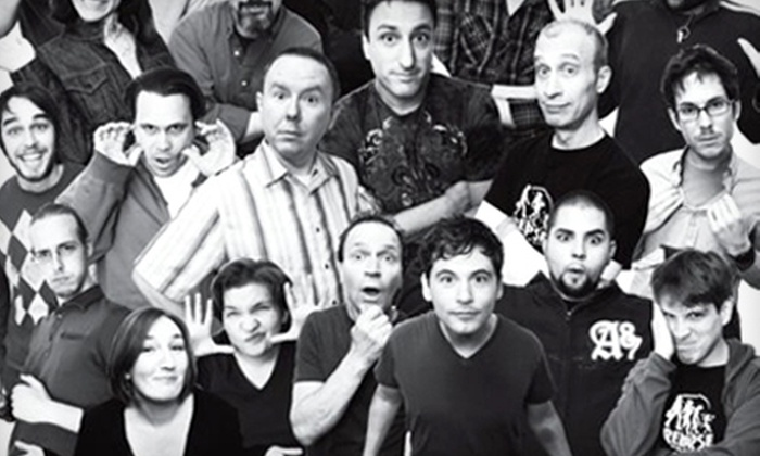 Relapse Theatre - Home Park: $10 for Four Comedy Tickets to Relapse Theatre (Up to $60 Value)