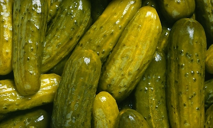 Pickle Licious - Teaneck: $10 for $20 Worth of Pickles and Gourmet Sundries at Picklelicious in Teaneck