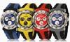Chronograph Sport Men's Watch: Chronograph Sport Men's Watch. Multiple Colors Available. Free Returns.