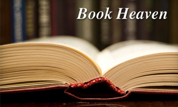 Book Heaven - San Angelo: $5 for $10 Worth of Gently Read Books at Book Heaven